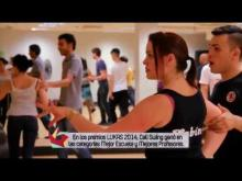 Embedded thumbnail for CALI TV - THE LUKAS 2014 - Report on Best Tropical Dance School